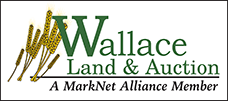 Wallace Land & Auction LLC Logo
